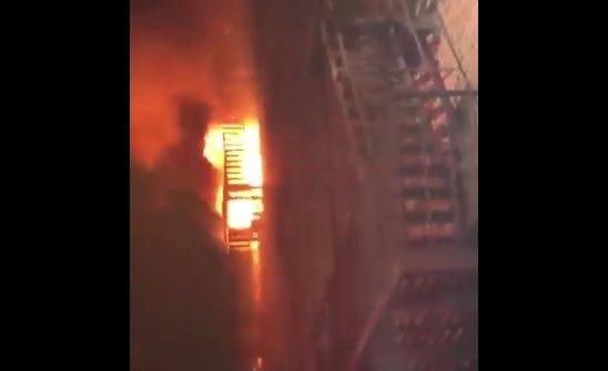 8 injured in Bronx fire: FDNY https://t.co/5obIi4VxSz