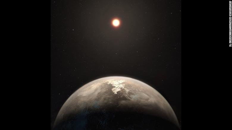Ross 128 b is a newly discovered exoplanet, the second-closest found to our solar system, only 11 light-years away. And it could support life. https://t.co/MLA3P9LLWD