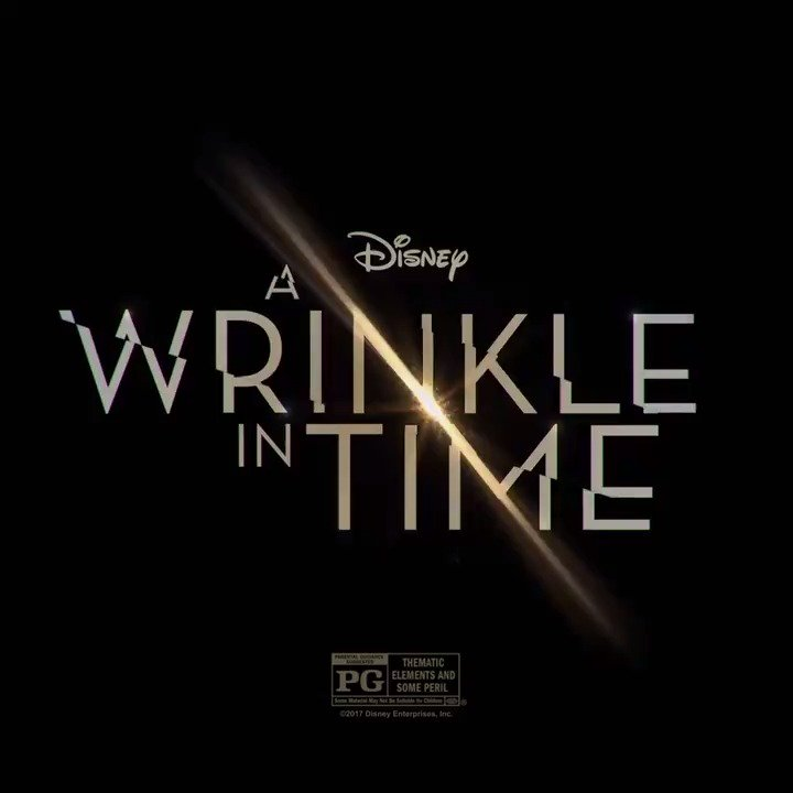 NEW #WrinkleInTime trailer TONIGHT during the American Music Awards. Who's ready to tesser with me!? 👋🏾 https://t.co/SB4lcZzqiw