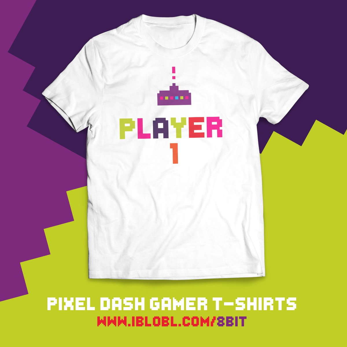 Who&#39;s your #player2?   http:// bit.ly/2yY1RM6  &nbsp;    #Pixel #Dash #tshirts are on sale #now! #TShirtDay #tshirt #t-Shirt #tShirts #t-shirts #gamers #player #redbubble #shop #onsale #buy #store #player1 #retro #pixels #pixelated #design #arcade #game #SundayMorning<br>http://pic.twitter.com/3lsZimY9f0