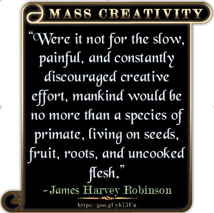 IN PRAISE OF CREATIVITY: The March of Civilization  http:// bit.ly/2lizqnN  &nbsp;   #creativity #diversity #inclusion #climatechange #Spirituality #Participation #Environment #Work #innovation #technology #education #policy #LeadershipDevelopment #survival #WorldPeace #security #Democracy<br>http://pic.twitter.com/lzkRg1RVnU