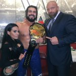 Congratulations to the NEW @WWENXT Champion... @An...