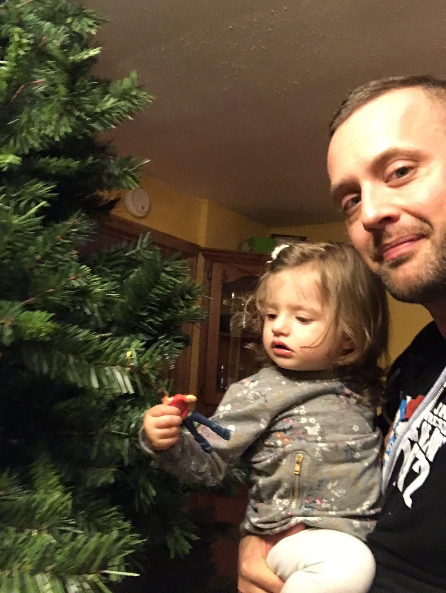 RT @derekashmann: Keeping the tradition alive with my daughter... First decoration on the tree is @ItsTheSituation https://t.co/gidnBVpwr7