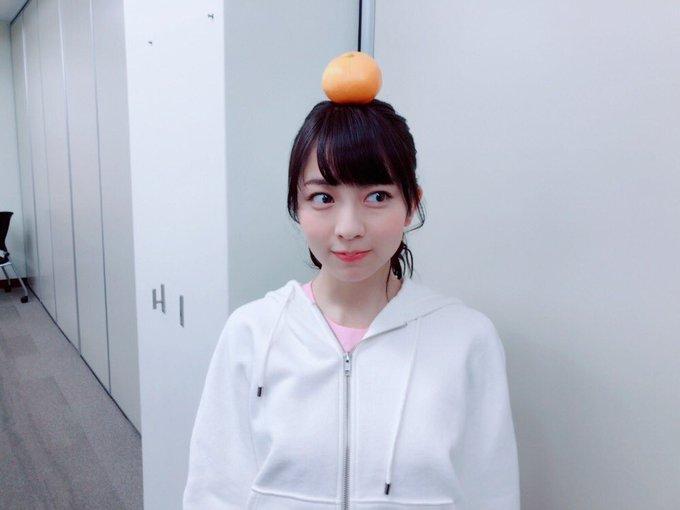 髪のアクセサリーが素敵な小島梨里杏さん