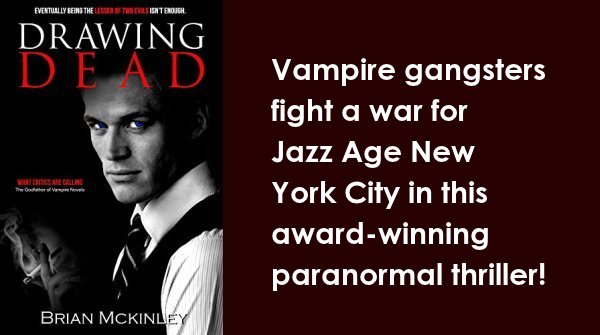Brian McKinley&#39;s Drawing Dead is The Godfather of vampire novels. #amreading @BPMcKinley  https://www. amazon.com/Drawing-Dead-F aolan-OConnor-Book-ebook/dp/B01KN27CPA/ &nbsp; … <br>http://pic.twitter.com/rckTDMP7sd