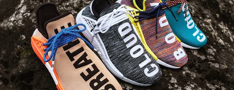 Pharrell Human Race NMD Trail Official