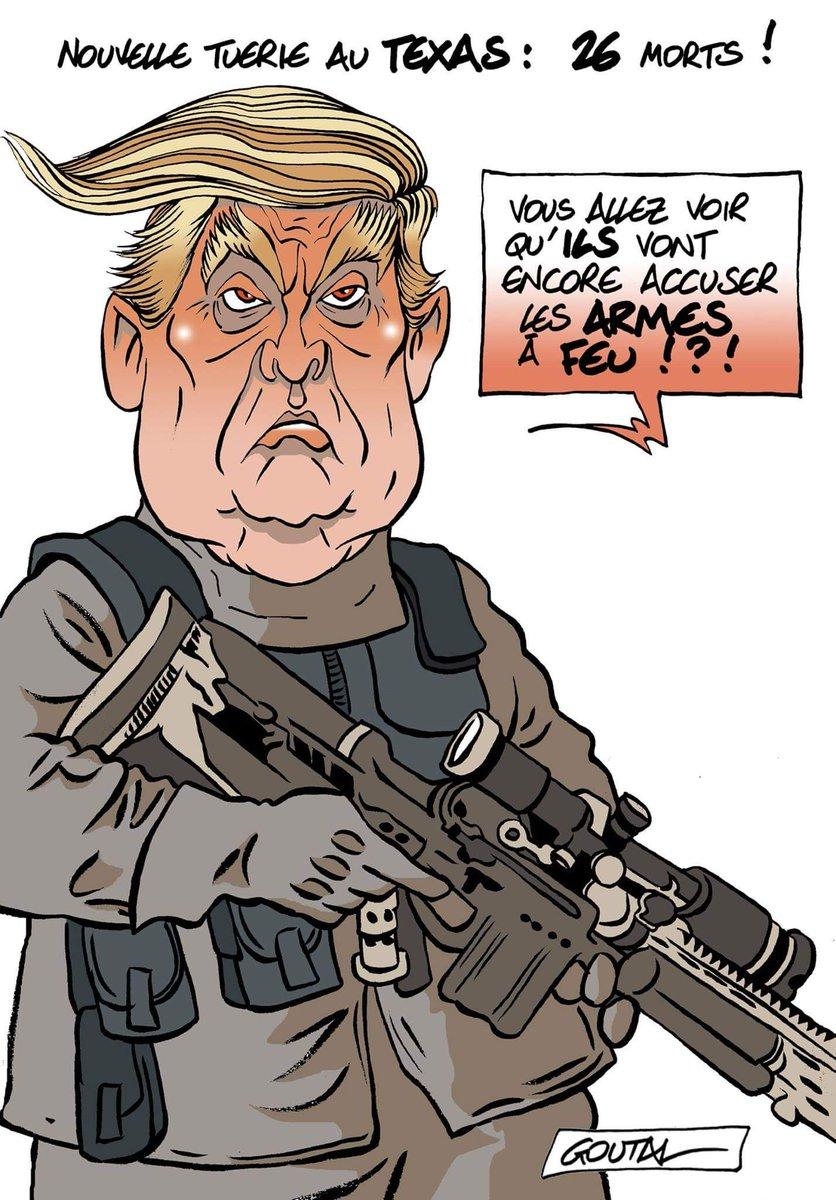 Trip la mort #Trump #EtatsUnis #armes #tuerie #Texas #horreurs<br>http://pic.twitter.com/rdSaMPnIyt