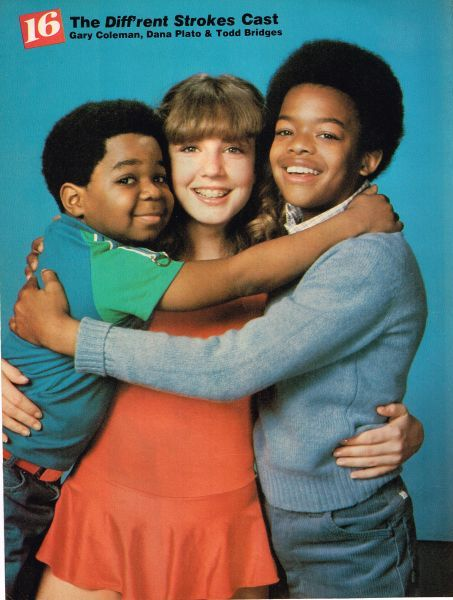 Happy Birthday to Dana Plato(middle), who would have turned 53 today!