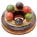 """ピスケとうさぎがドーナツに!ミスドのクリスマスは""""カナヘイ""""とコラボ - 直径15cmのビッグドーナ…"""