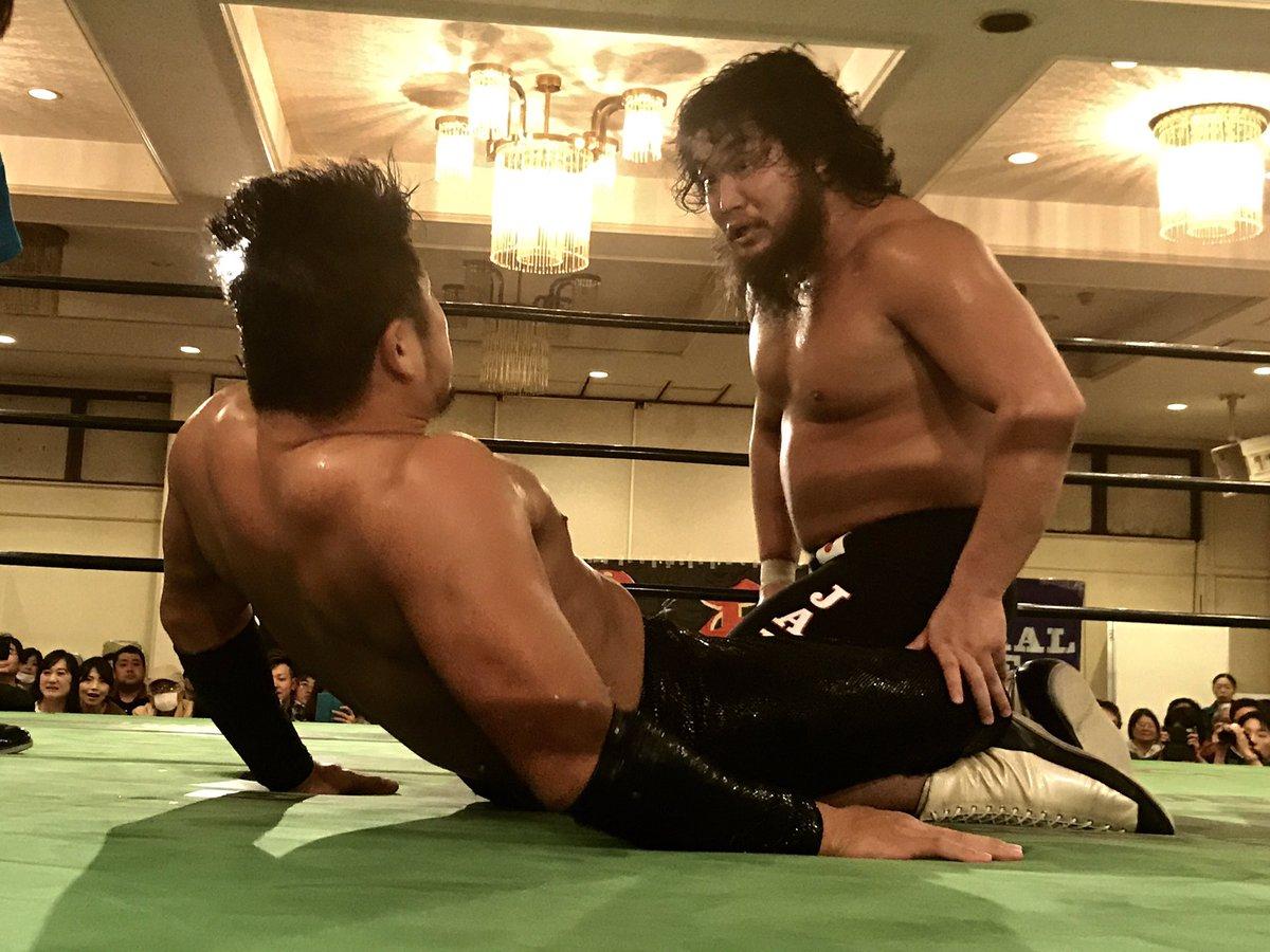 """Pro Wrestling NOAH: Resultados """"Global League 2017 - Día 11"""" Shiozaki y Tanaka, líderes 4"""