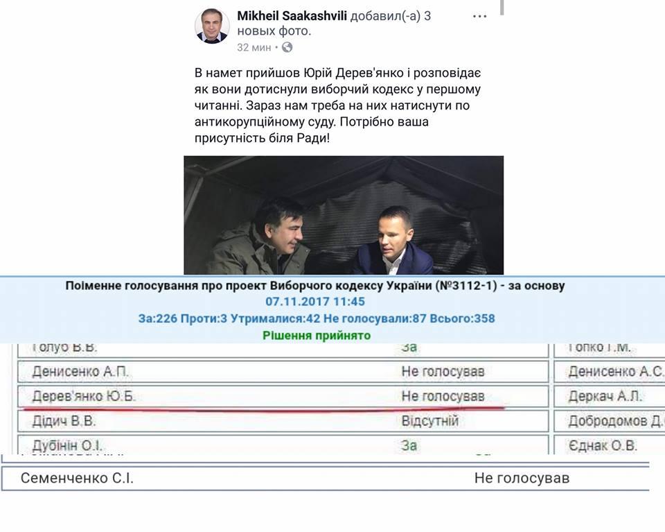 Саакашвили на митинге под ВР: После 18:00 огласим план дальнейших действий - Цензор.НЕТ 7402