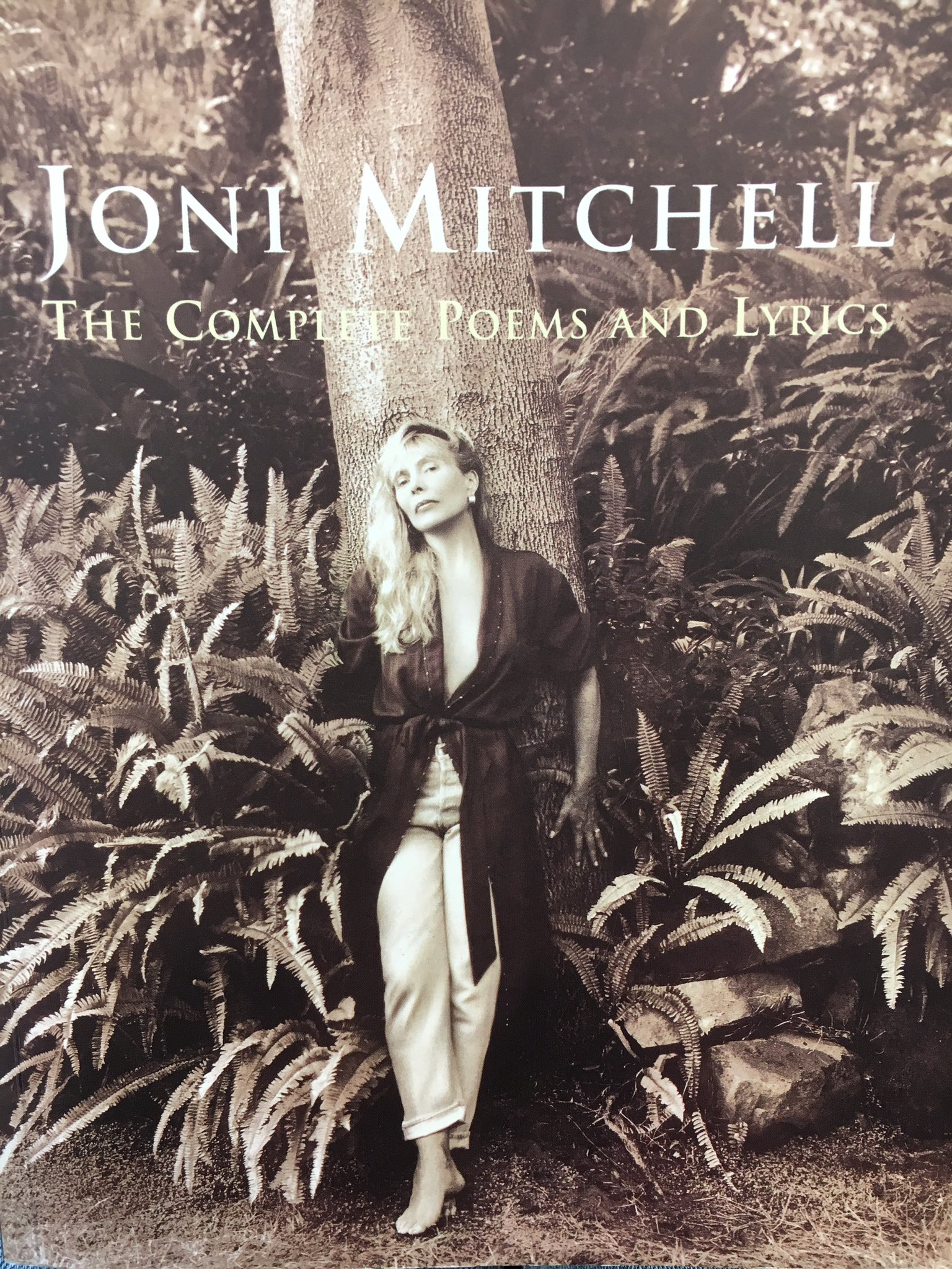 Happy birthday to Joni Mitchell, 74 today and a master lyricist