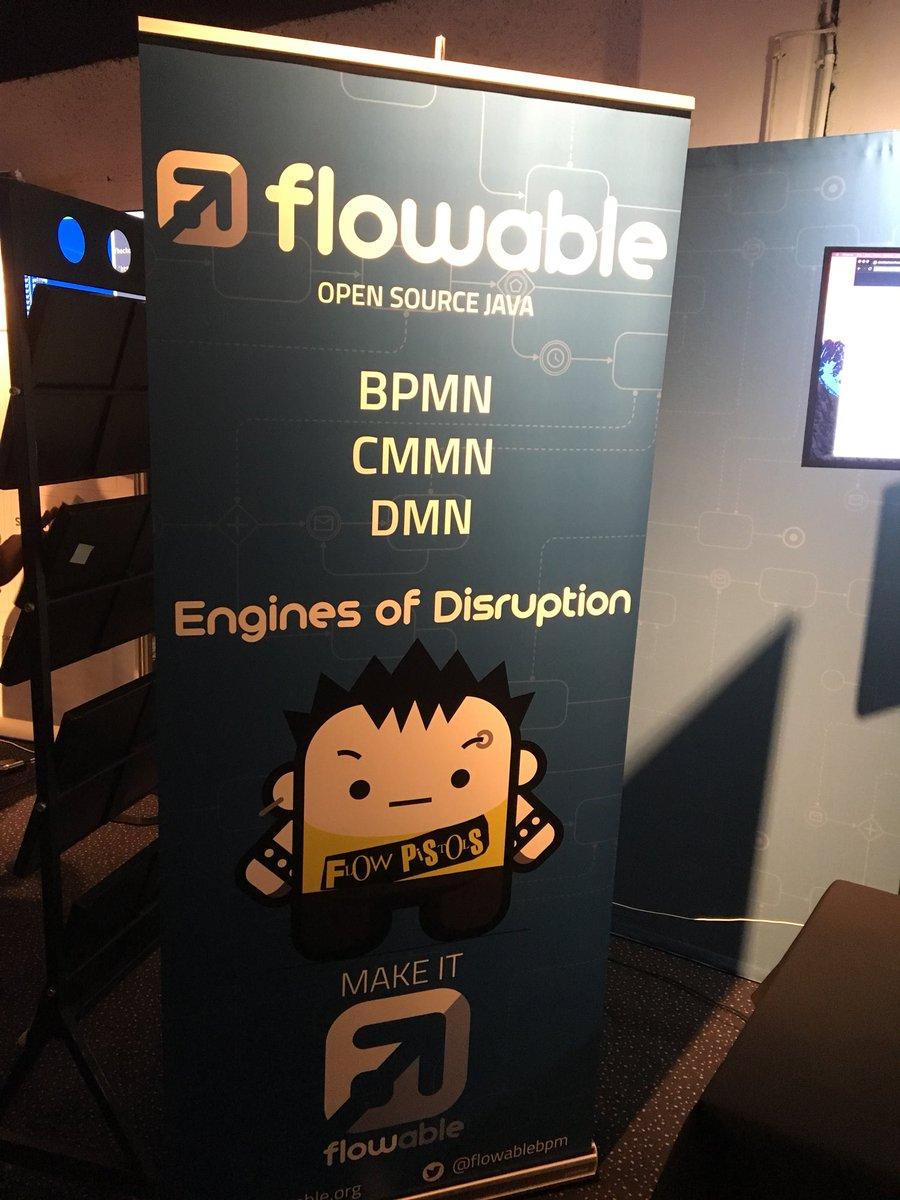 flowable hashtag on Twitter