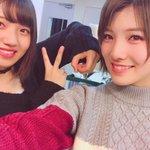 外山さん公演おわりました☺️🌸そして今日はなぁちゃんの誕生日🎂おめでとう!!#ゆうなぁ pic.tw…