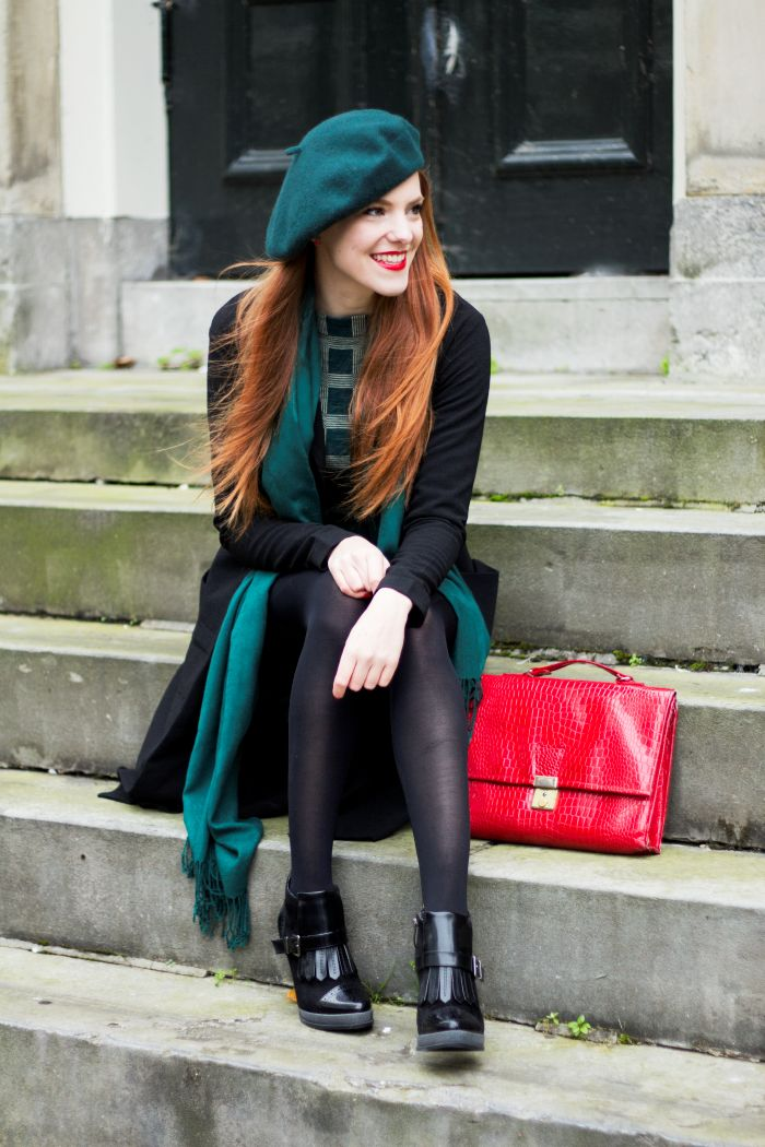 The #beret is the number #trend for this fall/winter! And here&#39;s why:  https:// goo.gl/4BKZpm  &nbsp;   #Fashion #Style<br>http://pic.twitter.com/GcTypRVHPa