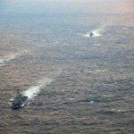日米印3カ国が日本海で初の共同訓練 北朝鮮・中国を牽制 sankei.com/politics/ne…