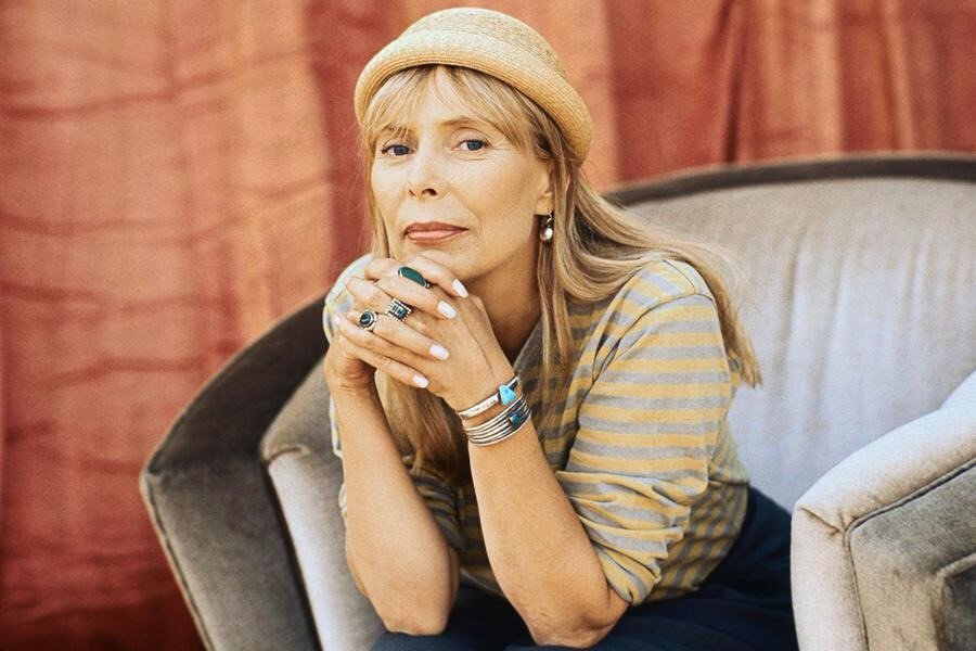 Happy Birthday Joni Mitchell!