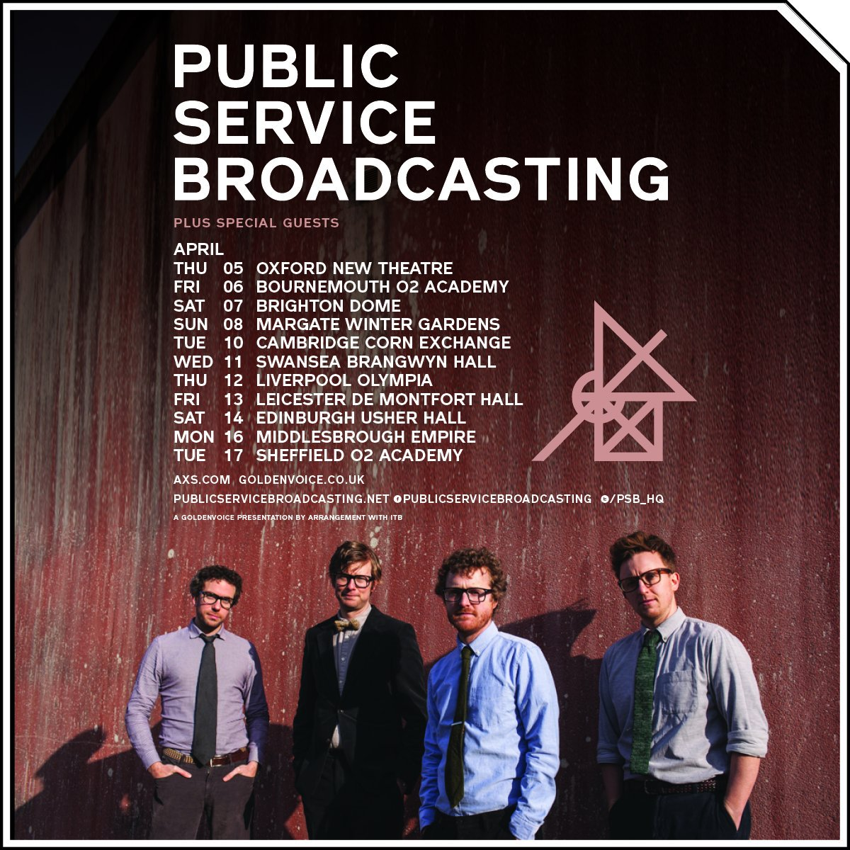 Public Service Broadcasting | Singletrack Magazine