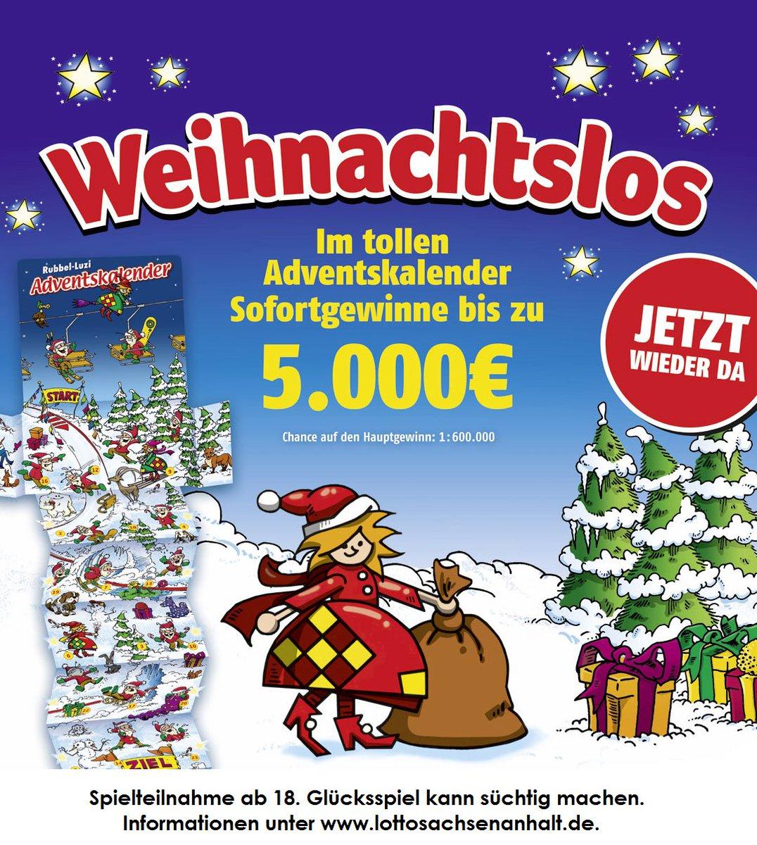 Lotto Weihnachten.Lotto Sachsen Anhalt On Twitter Weihnachten Kann Kommen