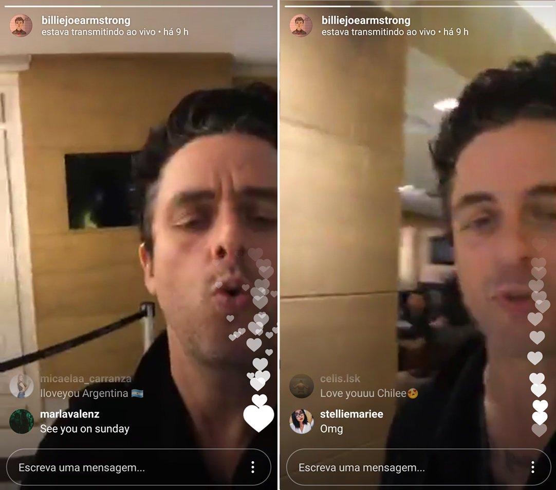 Músicos do Green Day postam vídeos de água dentro de hotel após incêndio em Porto Alegre https://t.co/iGx2oQlq5F