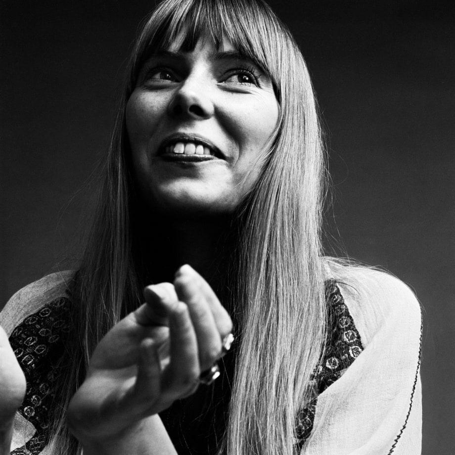 Great artist Joni Mitchell Happy Birthday