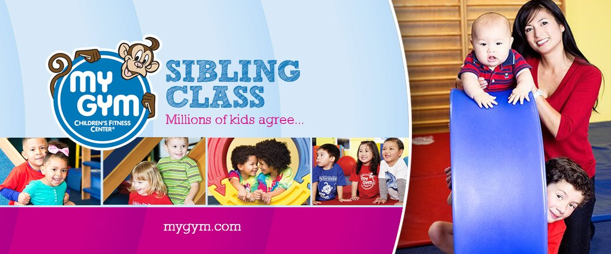 Image result for siblings class my gym