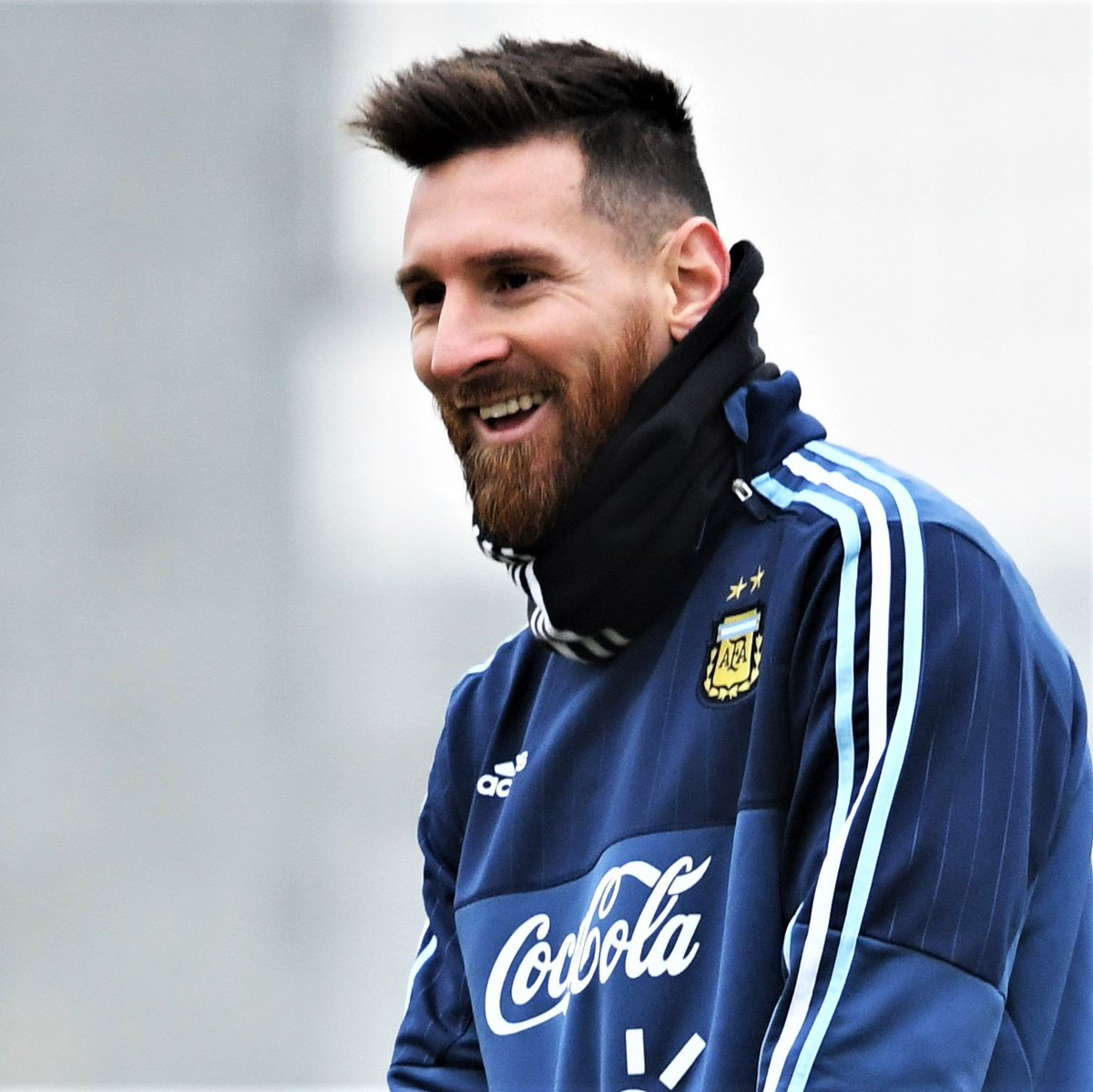 The Messi World Cup On Twitter FIFA Bit Chilly Leo And Co Have Been Training In Moscow Ahead Of Argentinas Friendly Against 2018