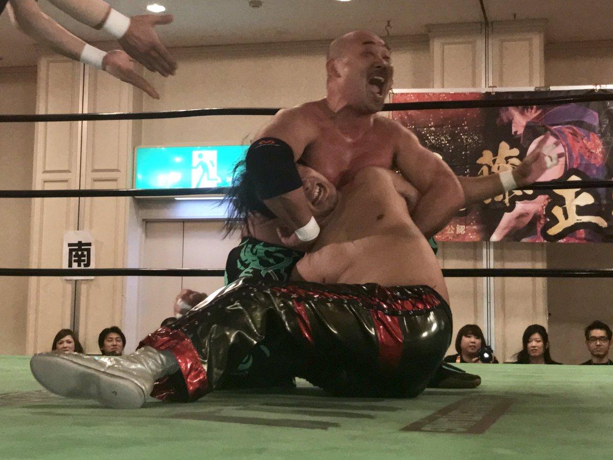 """Pro Wrestling NOAH: Resultados """"Global League 2017 - Día 11"""" Shiozaki y Tanaka, líderes 3"""