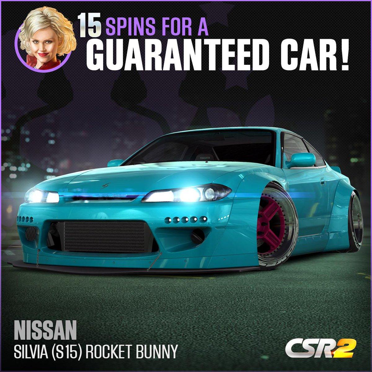 S Rocket Bunny Csr  Prestige Car