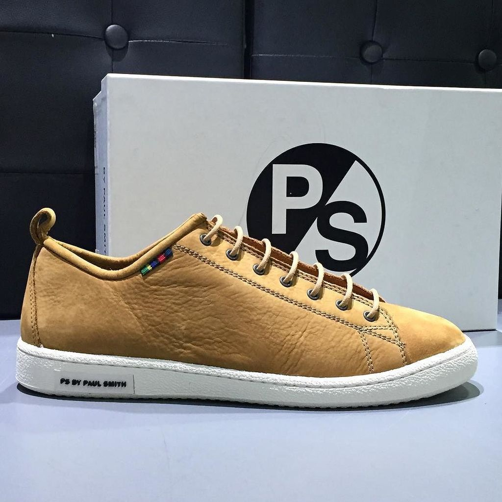 Paul Smith Miyata Trainer in Camel. Available on the First Floor.  #rouletteclothing #no1queenstreet #paulsmith #trainers #mensstyle #mensf…<br>http://pic.twitter.com/oUeVmL9LJQ