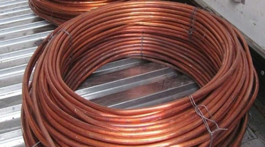 Как выглядит медный кабель фото