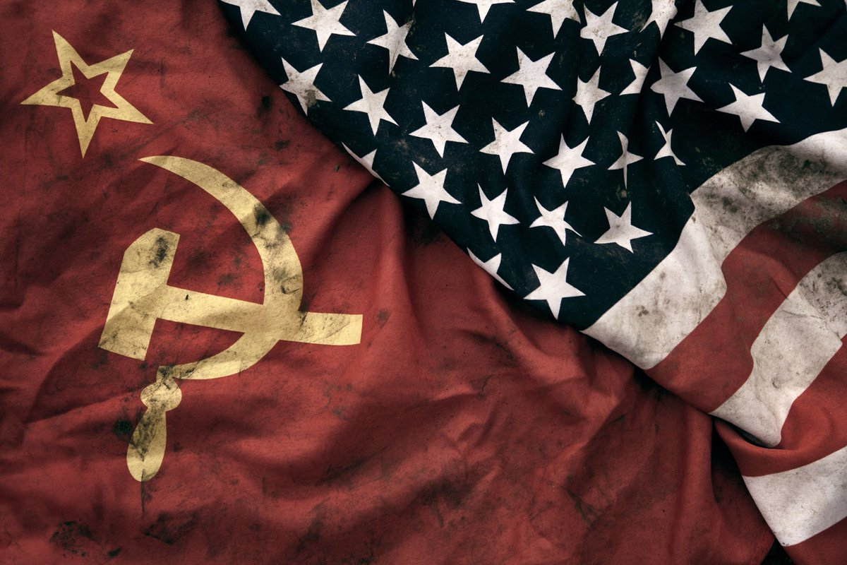 the war between united states and soviet union The cold war is used to describe a period of time when there was conflict between the united states and the soviet union this tension lasted from the end of world war ii until 1989.
