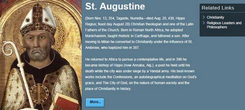 """Augustine and the First """"Modern"""" Autobiography  http:// ow.ly/Gbkx30gptBF  &nbsp;   #historyteacher #eLibrary #sschat<br>http://pic.twitter.com/pJbcP7gQ83"""