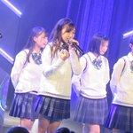 #HKT48 手をつなぎながら公演 月足天音生誕祭生誕祭では#浅川梨奈 さんからのサプライズメッセー…