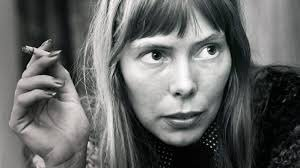 A very happy birthday to you Joni Mitchell ...time has not defined  you...it has celebrated you...