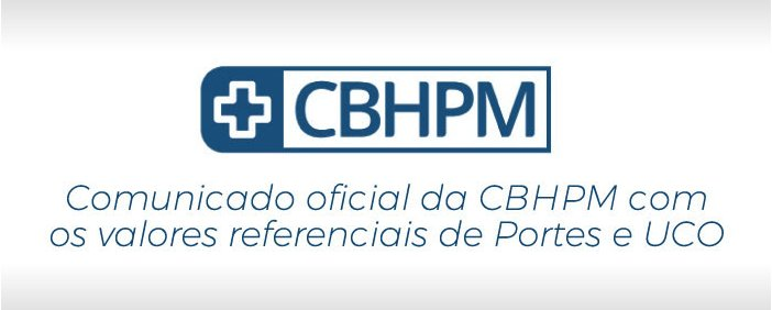 tabela cbhpm 2018 download