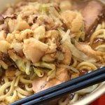仙川二郎🐷💓久しぶりに仙川へ💃仙川のスープは生姜ベースで他にはないさっぱりさがあってたまに凄く食べた…