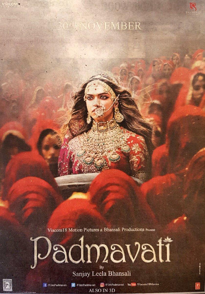Padmaavat (2018) Blu-Ray x265 10-BIT AC3 5.1-1080p   5GB   DB9  