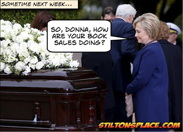 Next week when Hillary checks in with Donna Brazile .... 😲 #ElectionDay  #TuesdayThoughts #voteNYC  #MAGA #Trump ‼️
