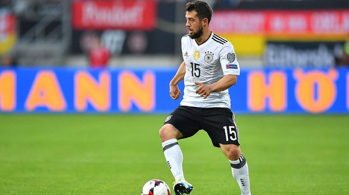 Amin Younes Urges Teaching Young Footballers About Life Skills