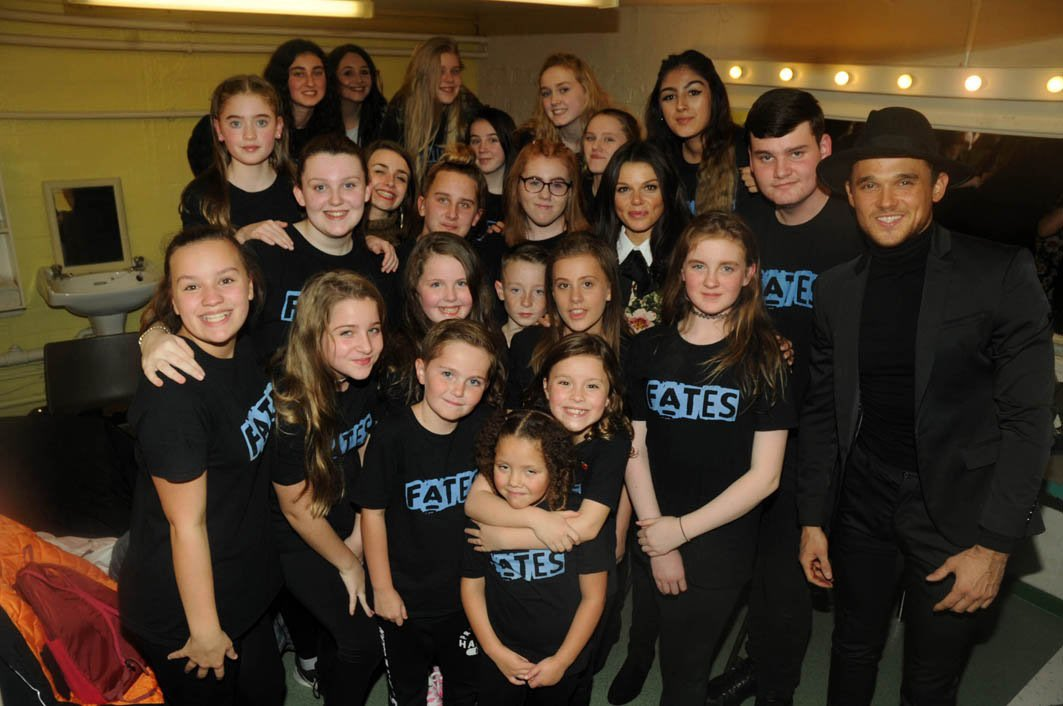 RT @Faye_Brookes: So proud of my Fates Family @FatesAcademy @Gareth_Gates #fullout #sing #dance #act #love https://t.co/qlbeohiaU5