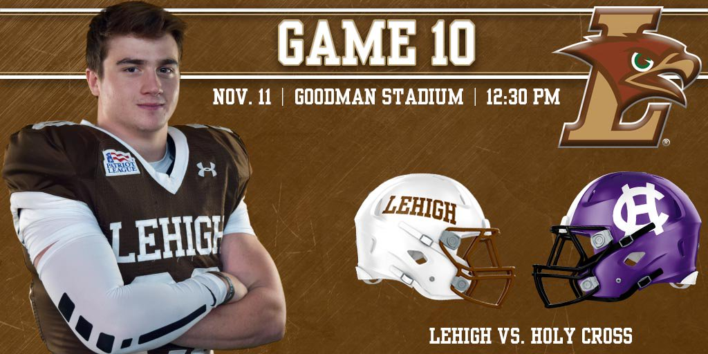 How Will I Watch Holy Cross at Lehigh This Weekend?  And Your Full Game Preview Pack