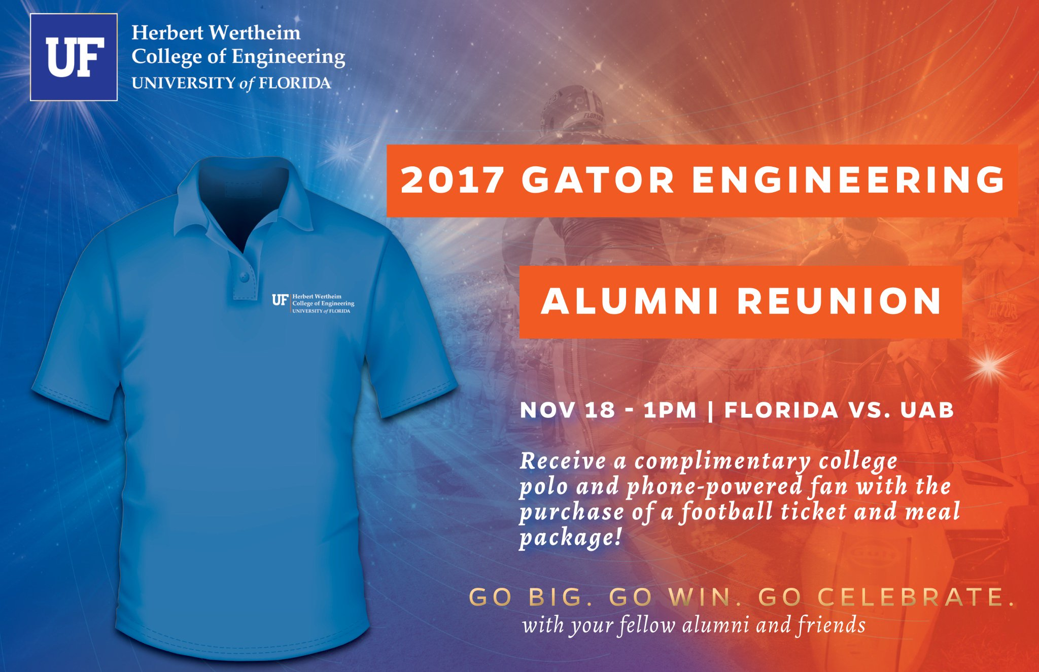 Uf Engineering On Twitter Swag Alert Get Excited For Our Uabvsuf