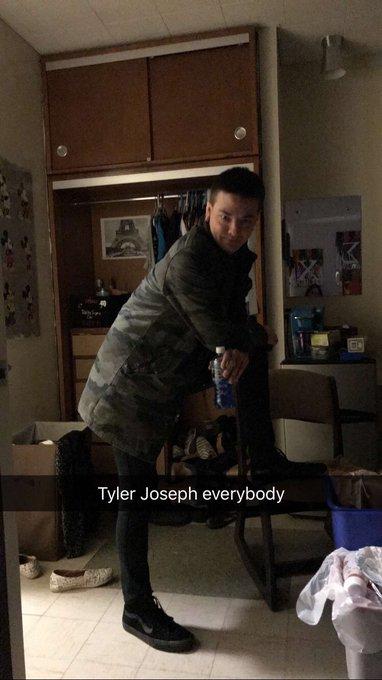 Happy birthday Tyler Joseph