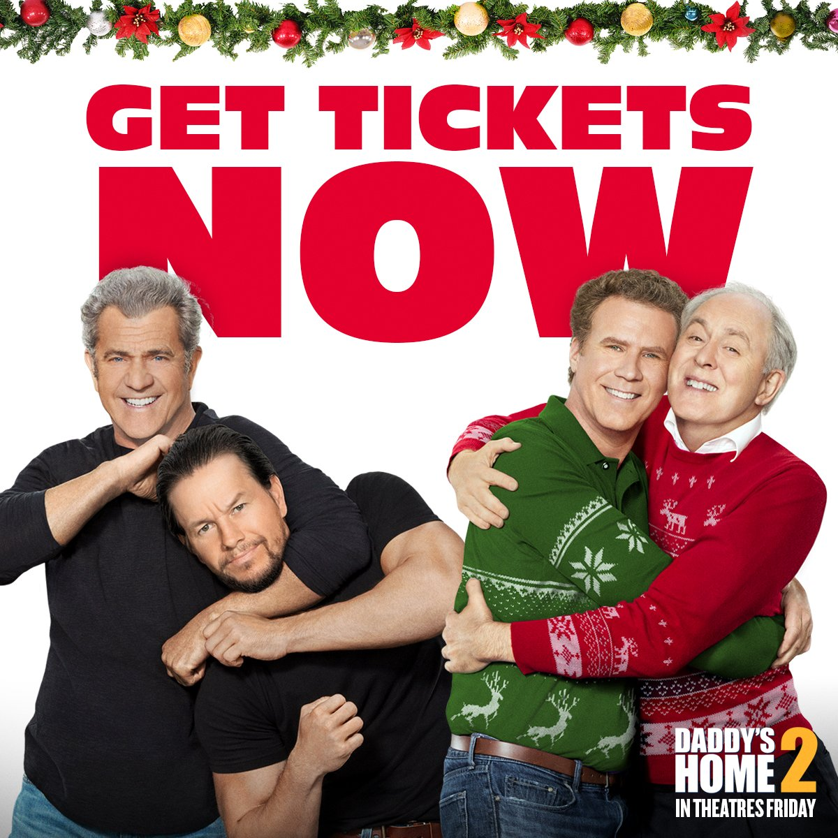Preview Film Daddy S Home 2 2017 Edwin Dianto New Kid On The Blog