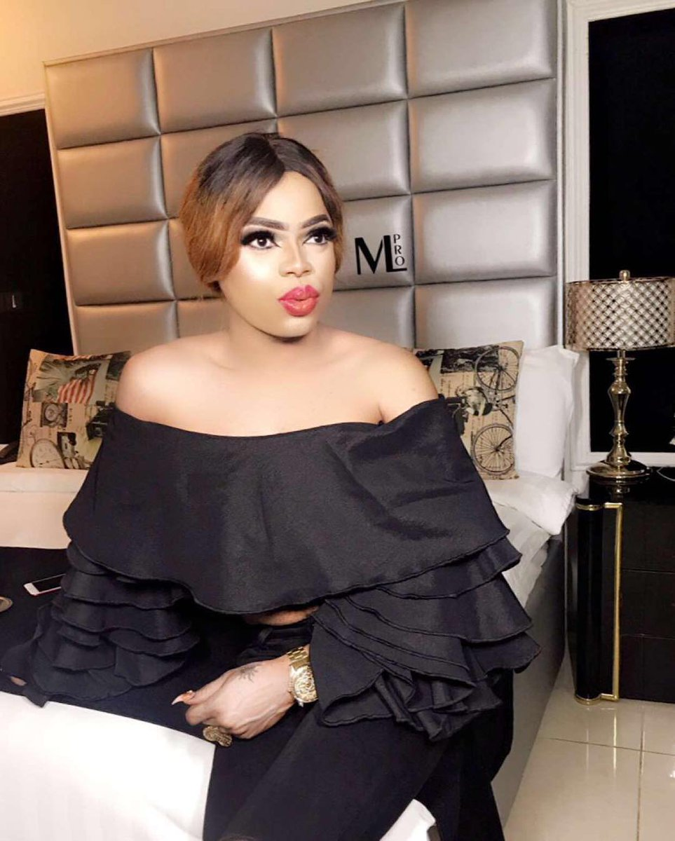 Photos: Following Gay Admission, Bobrisky Arrested In Lagos https://t.co/QFqRYeRDGm via @heraldng