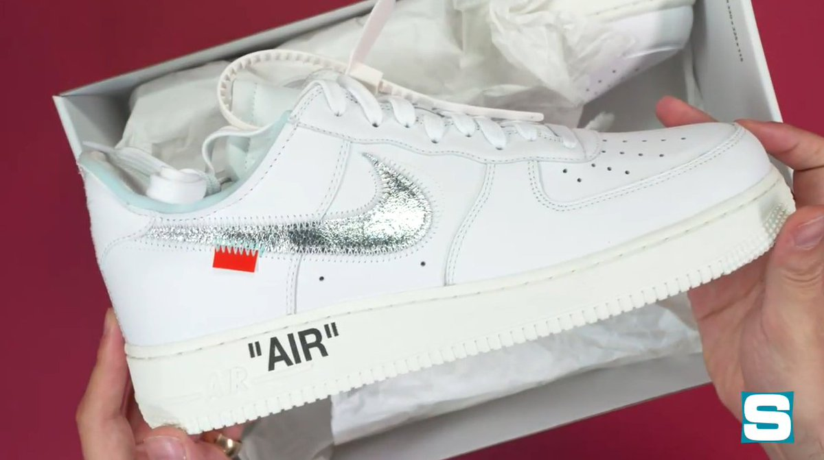 329be9685cbb we re unboxing the second off white x nike air force 1 released exclusively  at complexcon