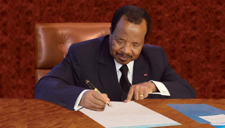 Vaste mouvement dans la diplomatie du #Cameroun: https://t.co/N1cIeTZn3p  #PaulBiya