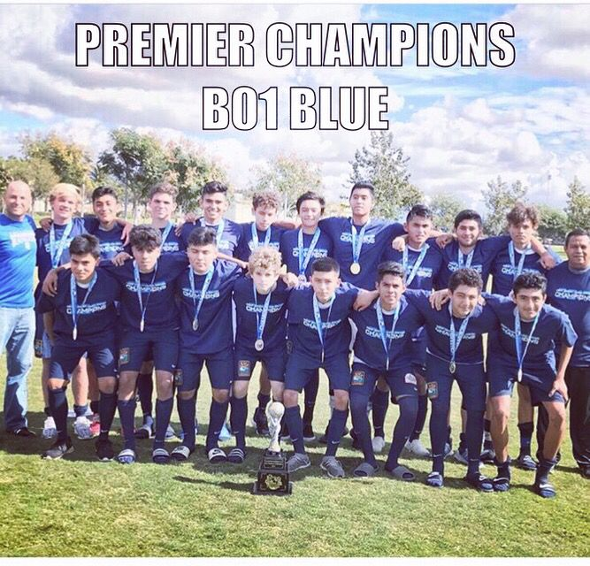 Congratulations to the B01 Blue on becoming Coast Soccer League Champions!  #FullertonRangers #PremierLeague #Champions #B01blue<br>http://pic.twitter.com/ryzvUzfTF9
