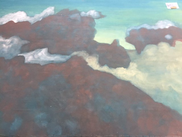 L'unique endroit à Genève où le ciel bleu perce les nuages C'est ici, c'est au Grütli Un métier de rêve, jusqu'au 19 novembre https://t.co/rcCzgCd3nW